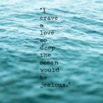 Ocean Love Quotes Twitter