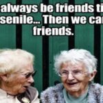 Old Friends Quotes Funny