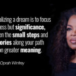 Oprah Winfrey Quotes About Success
