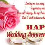 Our Wedding Anniversary Wishes Pinterest