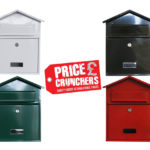 Outdoor Letter Boxes: Mistakes In Choosing Posts For Letterboxes