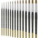 Paintbrushes for Watercolors: How to Buy the Right One