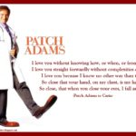 Patch Adams Movie Quotes Facebook