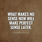 Perfect Sense Quotes Pinterest