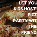 Pizza Party With Friends Quotes