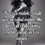Plus Size Model Quotes Facebook