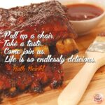Pork Ribs Quotes
