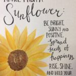 Positive Flower Quotes Twitter