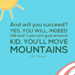 Positive Quotes Dr Seuss Facebook