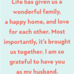 Positive Quotes For Your Husband Pinterest