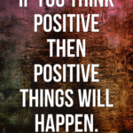 Positive Thinking Slogans Facebook
