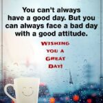 Positive Thoughts For A Good Day Facebook