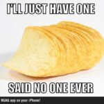 Potato Chip Quotes Facebook
