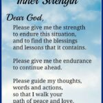 Prayer For Strength And Courage Quotes Facebook