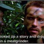 Predator Movie Quotes