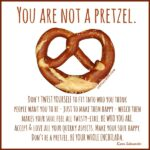Pretzel Quotes Pinterest
