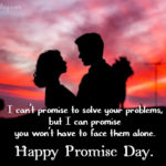 Promise Day For Best Friend