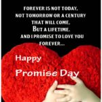 Promise Day Messages For Lover Twitter