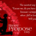 Propose Day Valentine Pinterest