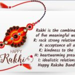 Quotation On Raksha Bandhan In English Facebook