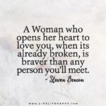 Quotes About A Woman Heart Twitter
