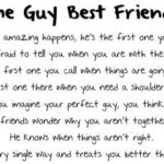 Quotes About Being Best Friends With A Guy Tumblr