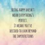 Quotes About Being Happy And Positive Twitter