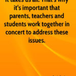 Quotes About Parents And Teachers Working Together Pinterest