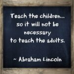 Quotes About Teaching Children Pinterest