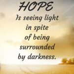 Quotes For Hope And Encouragement