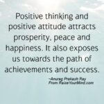 Quotes For Positive Person Pinterest