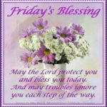 Quotes Friday Blessings Facebook