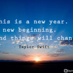 Quotes New Year New Beginning Twitter