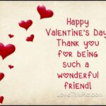 Quotes Of Valentine's Day For Friends Twitter
