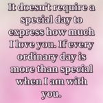 Quotes On Special Love Pinterest