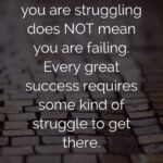 Quotes On Struggle For Success Tumblr