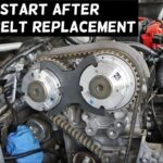Replaceing Petrol and Diesel Engine Timing Belts or Chains Easily Without Special Locking Kits