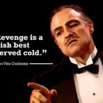 Revenge Is A Dish Best Served Cold Movie Quote