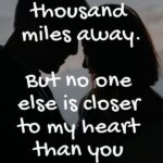 Romantic Long Distance Quotes Twitter