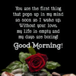 Romantic Morning Wishes For Her Twitter