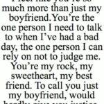 Romantic Quotes For My Boyfriend Tumblr