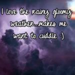 Romantic Weather Quotes Facebook