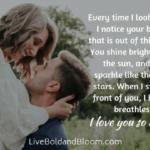 Romantic Words To Say To Your Wife