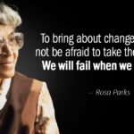 Rosa Parks Inspirational Quotes Facebook