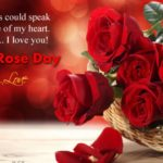 Rose Day For Love Pinterest