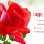 Rose Day Special Lines Twitter