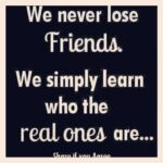 Sad But True Quotes About Friends Facebook