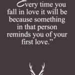 Sad First Love Quotes Facebook