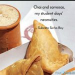 Samosa Quotes Pinterest
