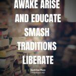 Savitribai Phule Quotes On Education Facebook